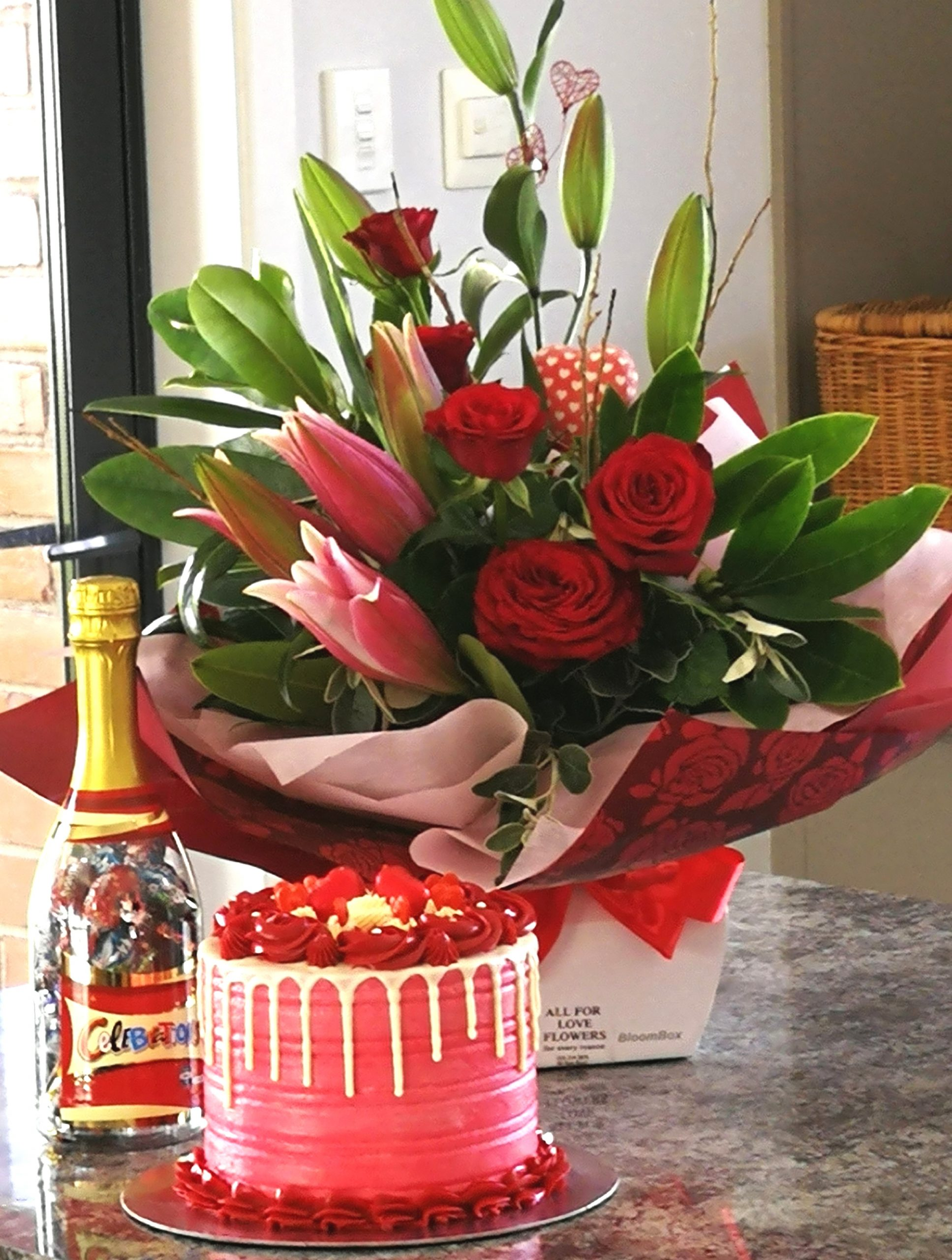 Free Giveaway Valentine's Day Package